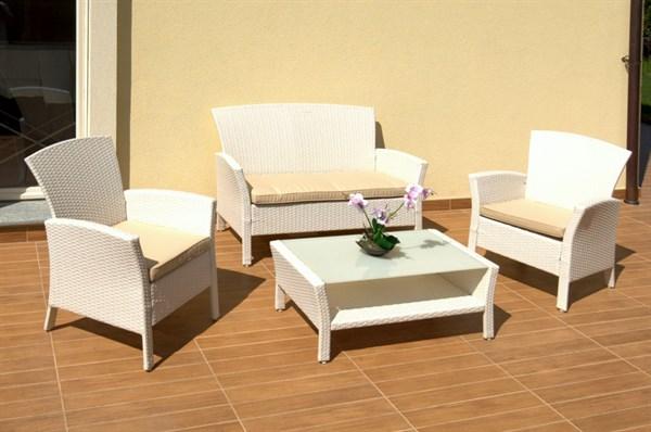 Set completi lamacchia mobili da giardino riccione for Completi da giardino