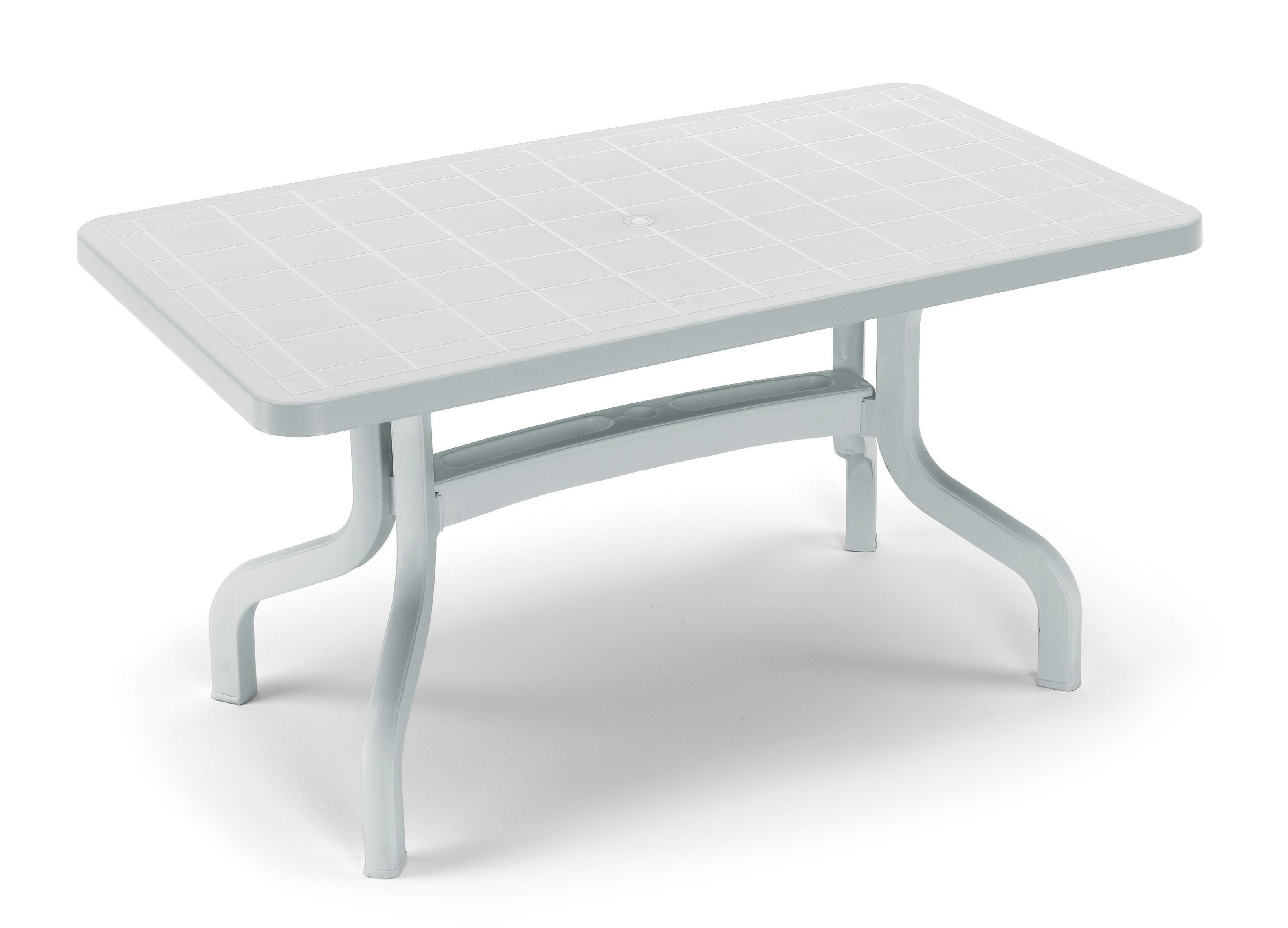 Tavolo resina ribalto lamacchia mobili da giardino riccione - Mobili da esterno in resina ...