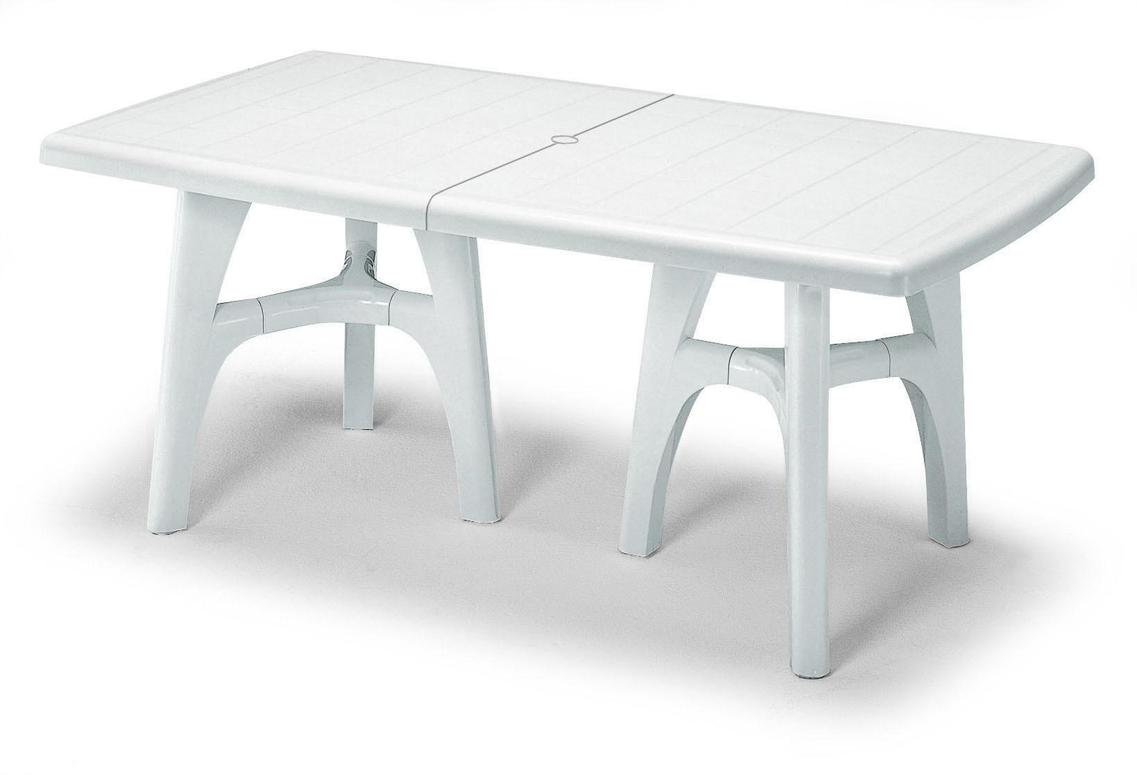 Tavolo resina president tris allungabile lamacchia mobili - Resina per mobili ...