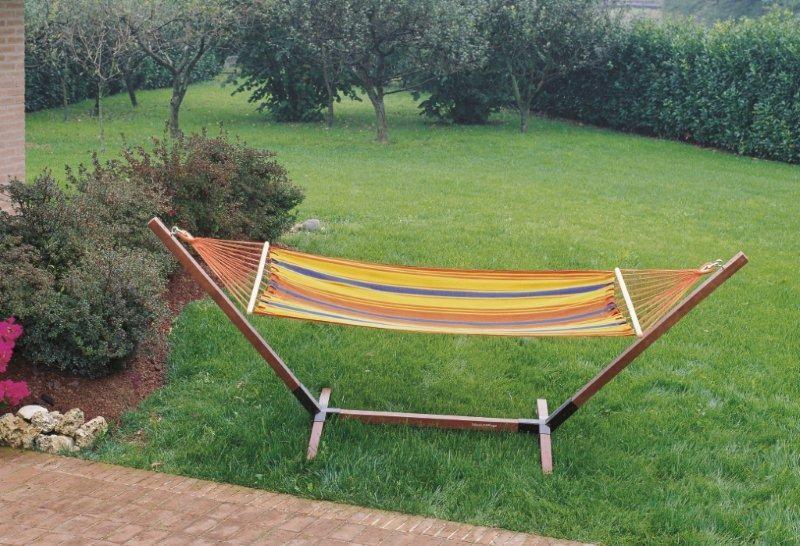 Amaca in cotone lamacchia mobili da giardino riccione