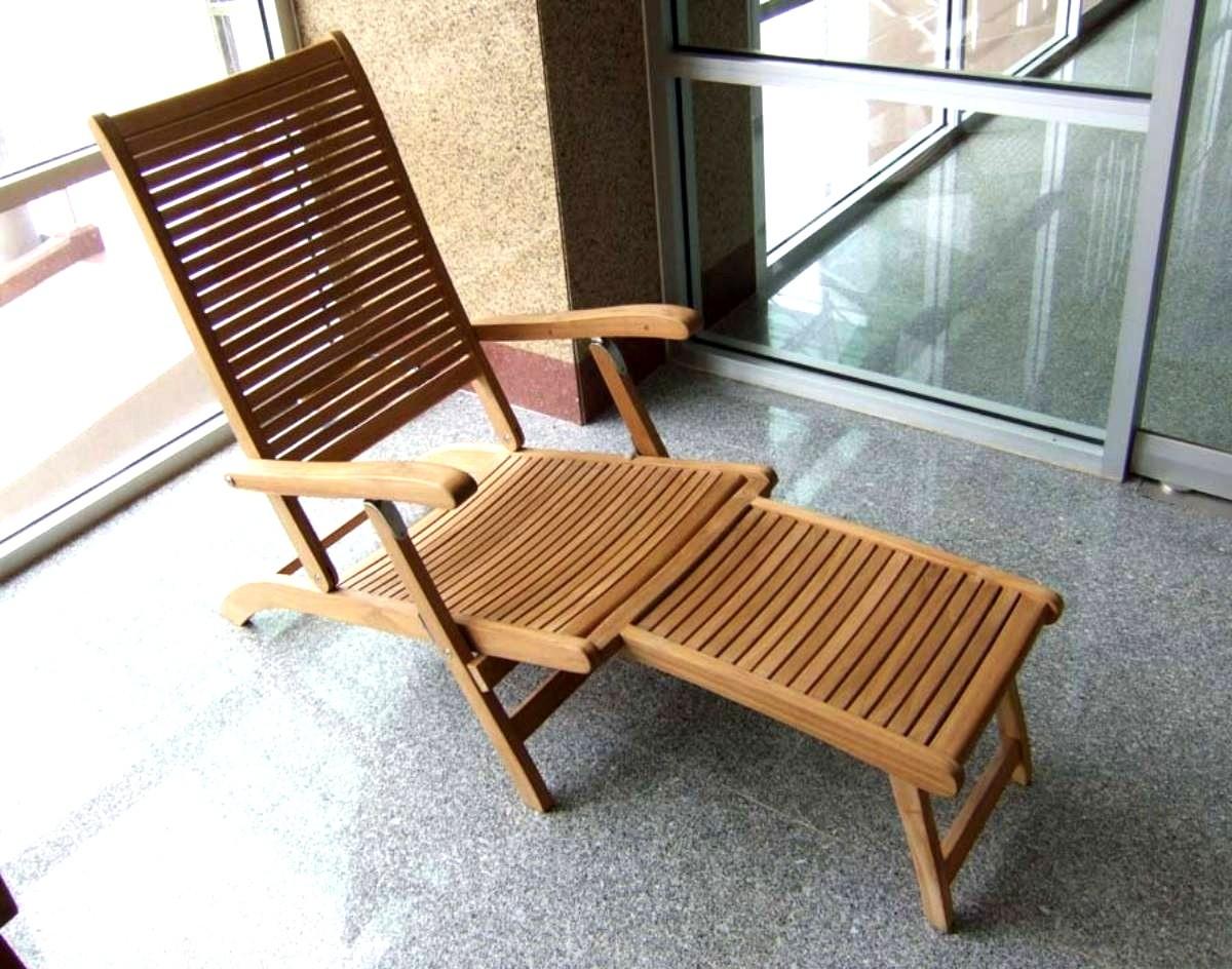 Sdraio legno balau lamacchia mobili da giardino riccione for Sdraio da giardino