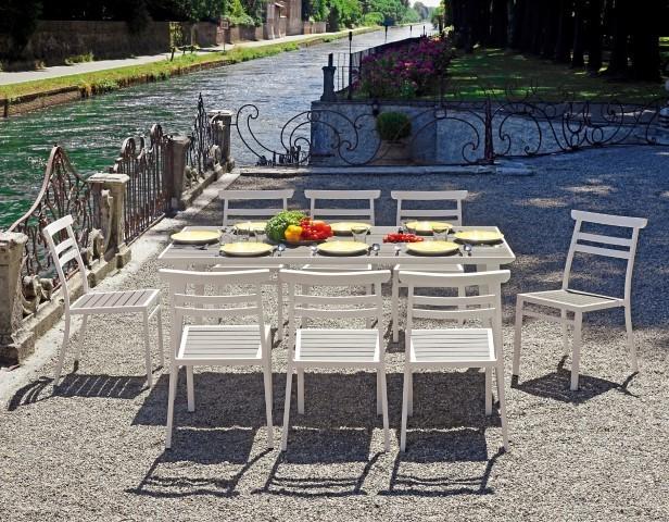 Greenwood Tavoli Da Giardino.Set Ceriale Greenwood Lamacchia Mobili Da Giardino Riccione