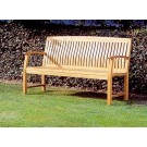 PANCHINA TEAK BIRMANO 4 POSTI